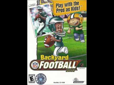 backyard football 2002 music introduction