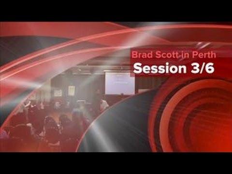 Wildbranch Ministry Restoration Down Under Tour - Perth Session 3 of 7 - Brad Scott