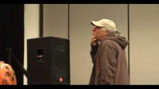 Nick Castle at 30 Years of Terror Convention