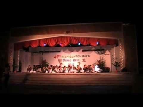 DANCE REVO HIP HOP SENIORS San Pedro Academy's 49th HSD