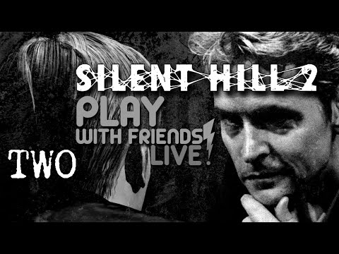 Silent Hill 2 Live Let's Play with Guy Cihi - Part 2