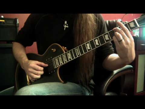 Killer of Giants Ozzy Osbourne Jake E Lee Guitar Cover. Best viewed in HD 720p