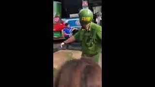 TPHCM: Trật tự đô thị bắt và đánh đập người biểu tình chống Luật Đặc Khu