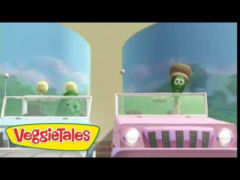 watch Veggietales Suv Silly Song video