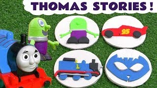 Thomas The Tank Engine Stories with Trains Cars McQueen and the funny Funlings TT4U