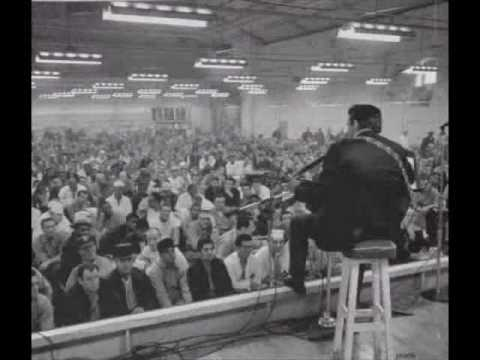 Luther's Folsom Prison Blues Tribute