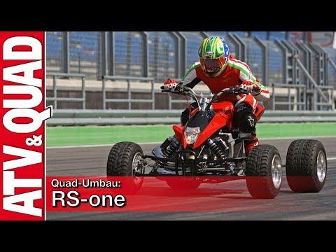 Quad-Umbau: RS-one