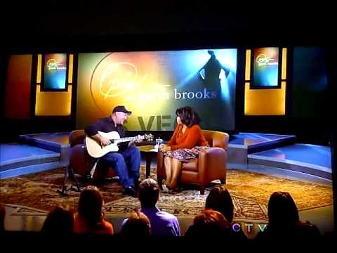 Garth Brooks video