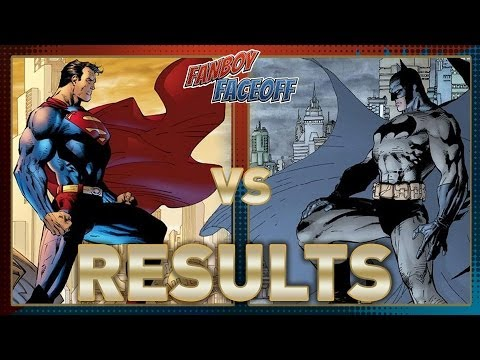 Gotham City vs. Metropolis Fanboy Faceoff Results