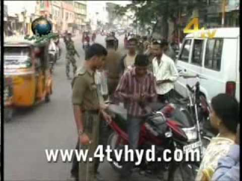 4tv NEWS CURFEW LIFTED COMPLETLY IN HYDERABAD