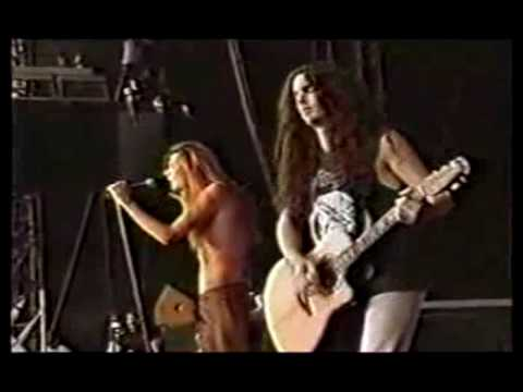 Skid Row - I Remember You (live) video