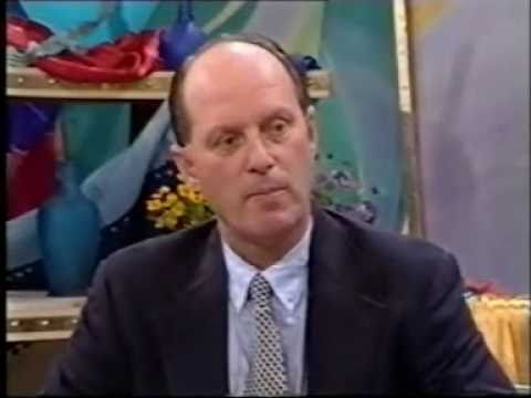 BOB BALLARD INTERVIEW ON THE LUSITANIA - (This Morning, ITV, October 1995)
