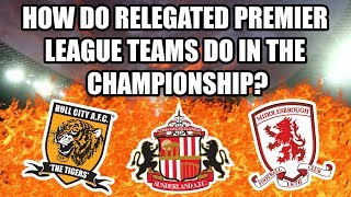 Premier League to Championship: Can Relegated Teams Bounce Back?