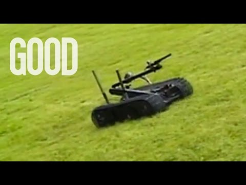 Military Robots: Part 2