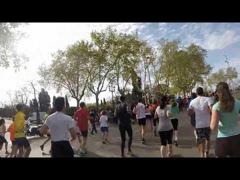 Cursa Corte Ingles Barcelona 10Km - 2015