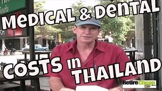 Thailand Costs of Medical and Dental Procedures