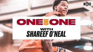 Shareef O'Neal Opens Up to B/R on Kobe's Death, Transferring to LSU and More
