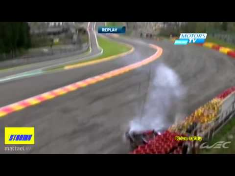 Racing Accidents Compilation 2012 (NASCAR, GP2, V8 Super Cars, WRC, Formula 3, Formula Ford)