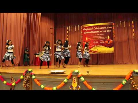 Kids Dance For Bollywood Song video