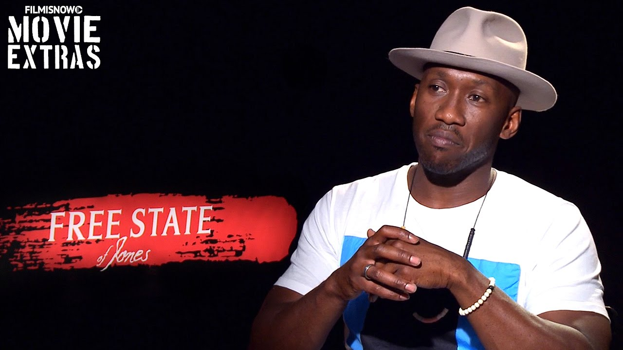 Mahershala Ali talks about Free State of Jones (2016)