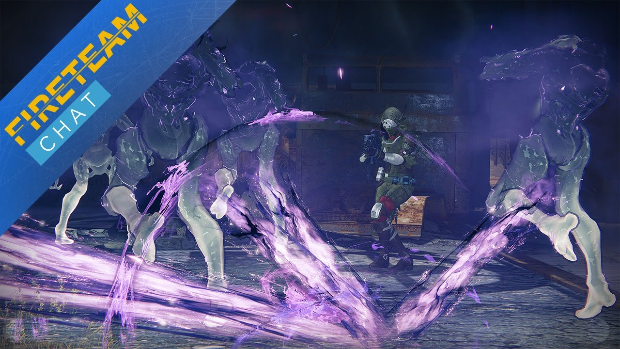 Destiny: Big Changes Coming to Destiny's Weekly Nightfall in The Taken King - Fireteam Chat