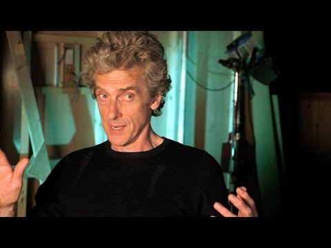 Peter Capaldi - Doctor Who - The Woman Who Lived