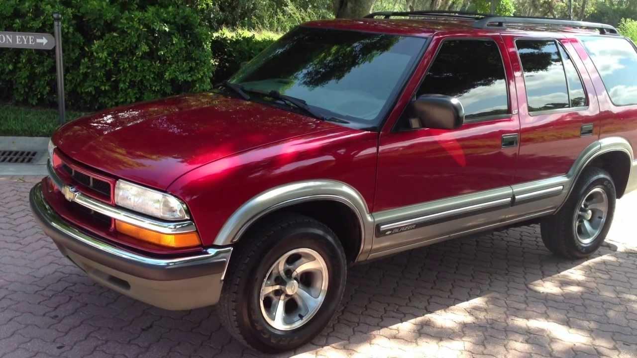 Watchon 1999 Chevy Chevrolet Blazer
