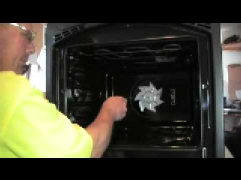how to replace AEG fan oven element