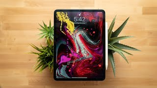 iPad Pro 2018 - Overpowered Netflix Machine or Laptop Replacement?