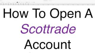 Scottrade Review, Tour, and Tutorial