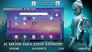 El Mejor Emulador de Android para PC/Windows 2018   Nox App Player