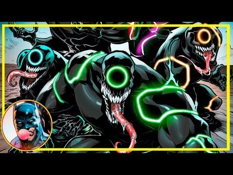 Симбиоты: 10 ШОК Фактов.Человек - Паук, Веном, Карнаж. Marvel Comics.
