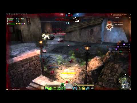 Guild Wars 2: Necromancer PvP (720p)