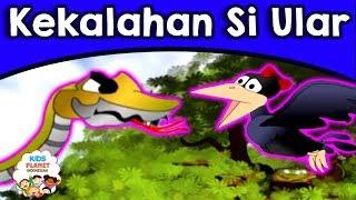 Kekalahan Si Ular - Cerita Untuk Anak-Anak | Dongeng Bahasa Indonesia | Animasi Kartun | Cerita Anak