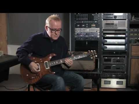 Tim Pierce Guitar Lessons (Electric Overdubs) - Paul Reed Smith