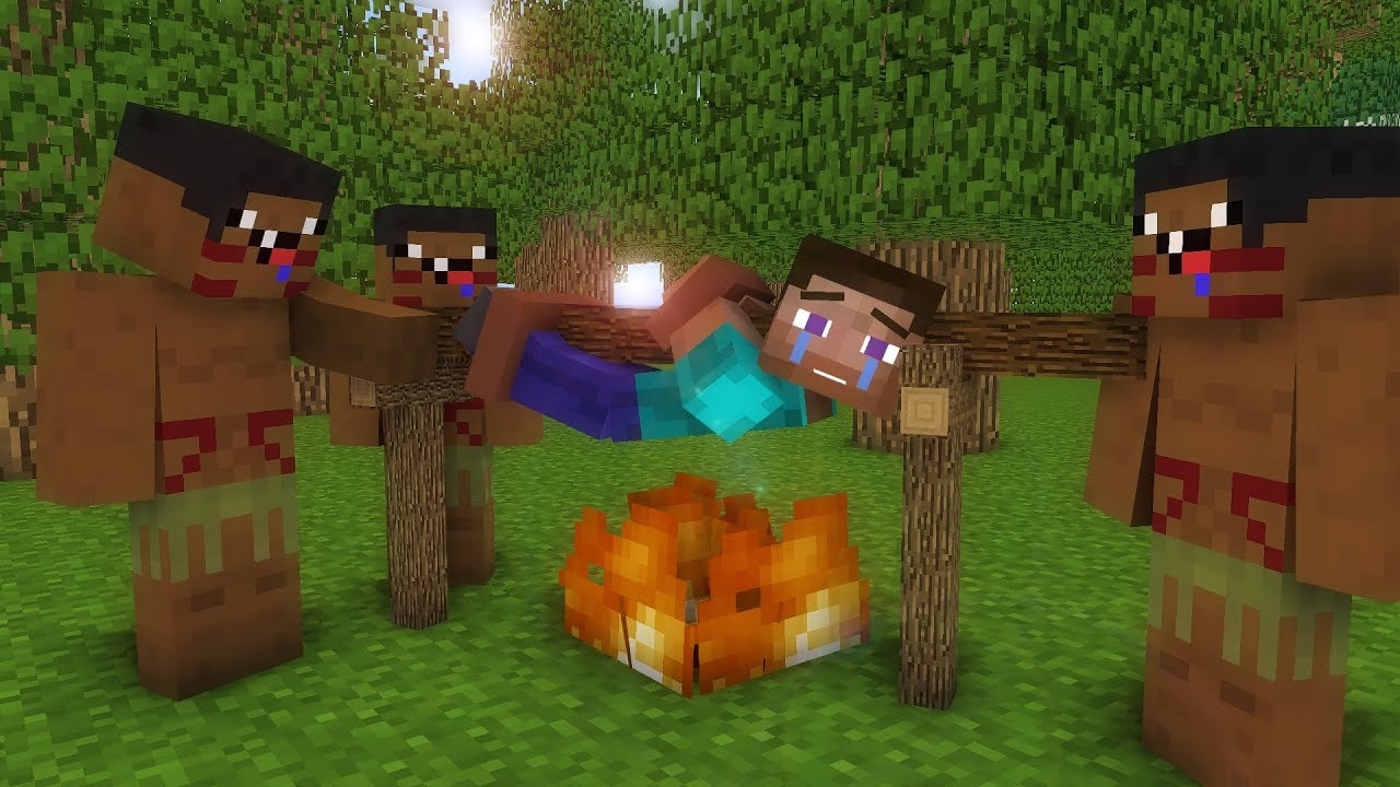 Steve Life 8  - Minecraft animation