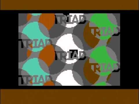 TRIAD 2013 REVOLVED (C64)