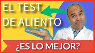 Test de SOBRECRECIMIENTO BACTERIANO (SIBO): ✅ la + fiable, la ???? + común, y la de⌛ 5 minutos
