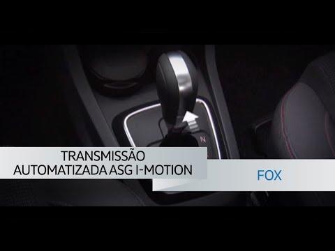Transmissão Automatizada ASG I-Motion   Fox   Volkswagen