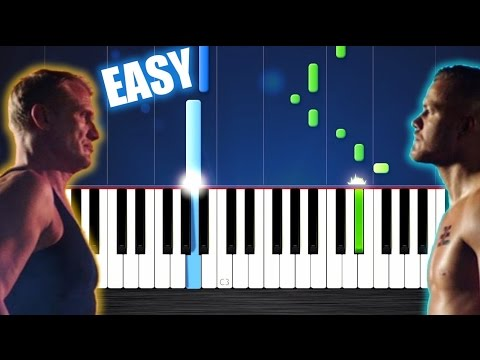Imagine Dragons - Believer - EASY Piano Tutorial By PlutaX