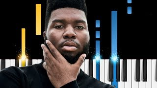 Download Lagu Khalid & Normani - Love Lies - Piano Tutorial Gratis STAFABAND