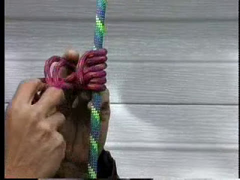 Climbing Tools: The Prussik Knot
