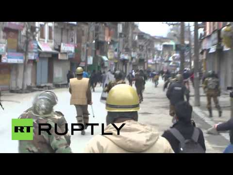 India: Kashmir killings prompt fury in Srinagar