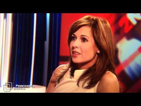 Periodista Digital entrevista a Mara Torres, presentadora de La 2 Noticias