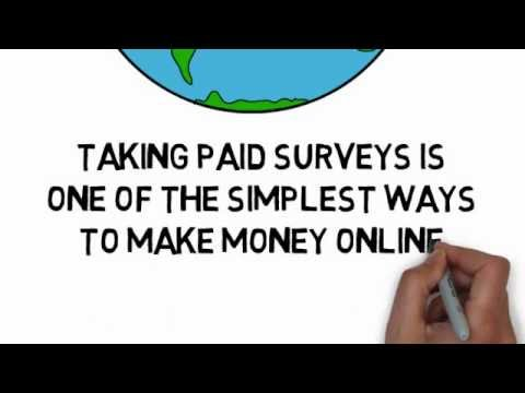 Get Paid To Take Surveys   Get Paid For Your Opinion  Earn An Income Takign Online Surveys