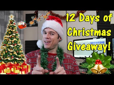 AgingJedi's 2017 World of Tanks 12 Days of Christmas Giveaway!