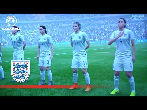 England Women play Fifa 16 | FATV Exclusive
