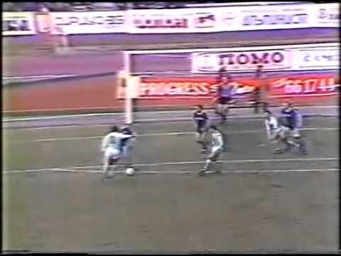 Dinamo Moscow (USSR) - Rapid Vienna (Austria) CWC 1984/85 (all goals)