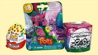 Surprise Toys | Hatchimals Colleggtibles, Trolls Blind Bag and Kinder Joy Surprise Egg