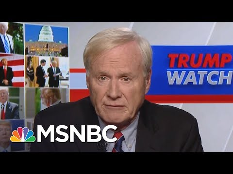 Matthews: Donald Trump's Tax Bill Is Christmas For The 1%   Hardball   MSNBC